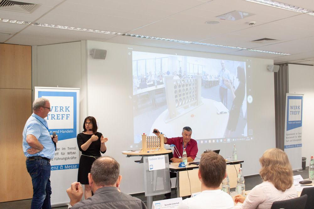 Design-Forum mit Sabine Meyer